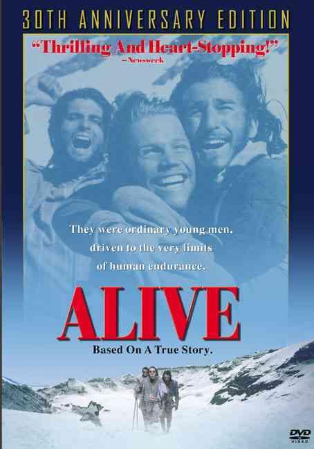ALIVE BY HAWKE,ETHAN (DVD)